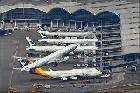 Гонконг: из-за тайфуна отменены сотни авиарейсов
