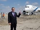 Министр транспорта Израиля: пассажиропоток аэропорта Бен-Гурион в этом году достигнет 19 млн человек