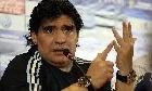 Марадона выкурил сигару прямо на стадионе во время чемпионата мира