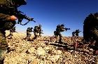 Палестинцы устроили беспорядки около Рамаллы