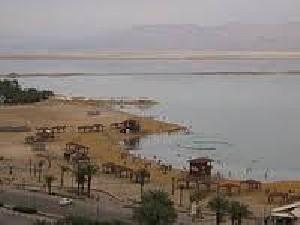 Туристка из ФРГ утонула в Мертвом море