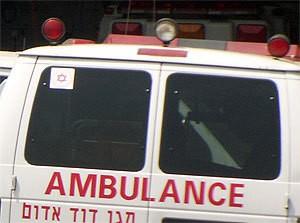 ДТП на шоссе №4 и около развязки Ницаней Оз: 1 человек погиб,  8 человек ранены