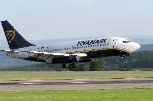 Лоукостер Ryanair расширяет свою деятельность в Израиле