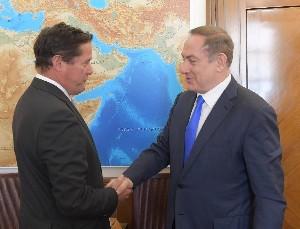 Нетаниягу призвал Barclays шире внедрять израильские технологии