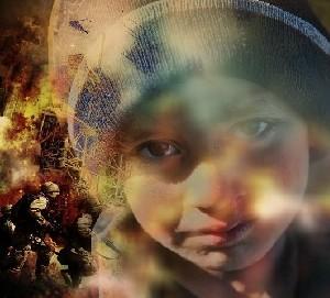 Боевики ИГИЛ использовали в качестве смертника семилетнего мальчика