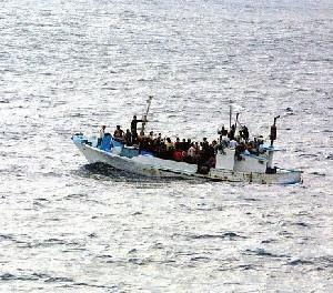 56 человек осуждены за гибель мигрантов в Средиземном море