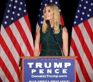 Одежда от Иванки Трамп теперь продается под другим названием