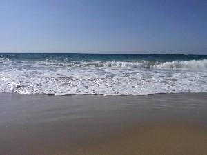 Море канализации: на двух пляжах в Нагарии купаться запрещено