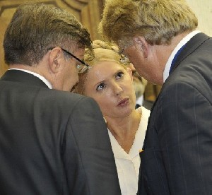 Налоговые декларации Тимошенко вызвали подозрения у борцов с коррупцией
