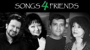 Songs 4 Friends. Мечта осуществляется на сцене