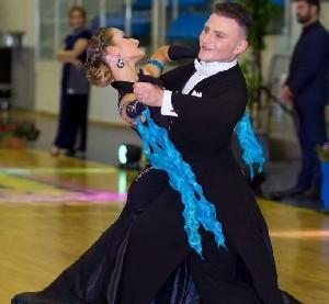 Международный конкурс спортивных танцев в декабре в Ашдоде