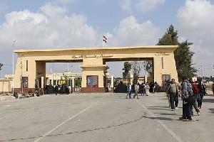 Египет откроет на 2 дня терминал Рафиах на границе с Газой