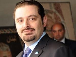 Харири улетел из Эр-Рияда в Париж