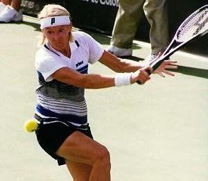 Известная теннисистка умерла в возрасте 49 лет