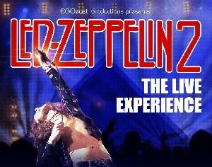 LED-ZEPPELIN 2 - LIVE EXPERIENCE впервые Израиле!