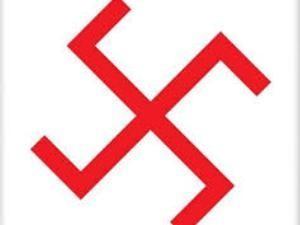 Германия: на стене синагоги неонацисты изобразили свастику