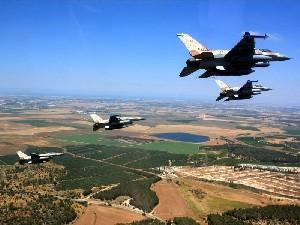Израильские ВВС нанесли удар по иранской базе около Дамаска