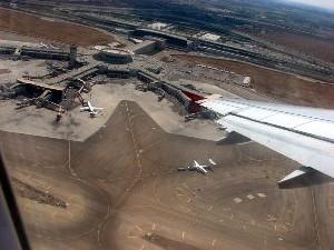 Аэропорт Бен-Гурион: самолеты взлетают с других ВПП