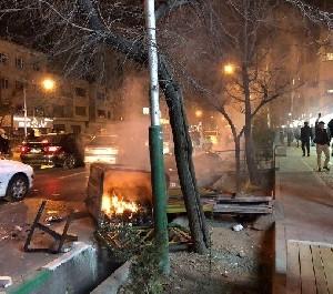 Иран: антиправительственные выступления продолжаются пятый день