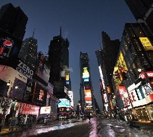 Встреча Нового года на Таймс-сквер прошла без терактов