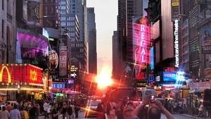 Мэрайя Керри спела для миллиона человек на Таймс-сквер в лютый мороз