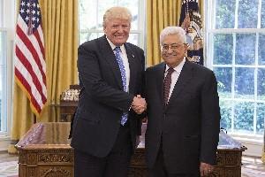 Аббас не против мирного соглашения и участия США