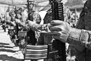 США запретили экспорт оружия в Южный Судан