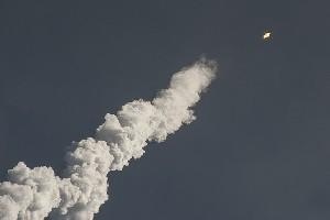 Из сектора Газа вылетела еще одна ракета
