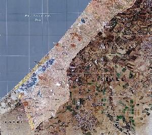 Правозащитники: Израиль отправил 14-летнюю палестинку с Западного берега в Газу