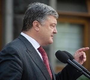 Украинский президент осудил польский закон о Холокосте