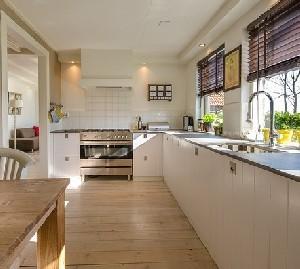 Какой должна быть кухня, чтобы хозяйка была стройной?