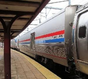 Железнодорожная катастрофа в США. Есть погибшие
