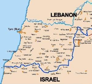 Обстановка на границе Израиля и Ливана накаляется