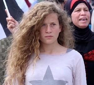 Председатель ПА встретился с семьей юной палестинской террористки