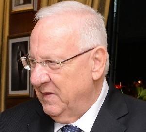 Президент Ривлин посетил семью убитого раввина