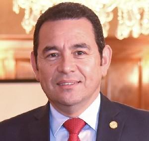 Трамп поблагодарил президента Гватемалы за отношение к Иерусалиму