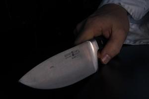В Ариэле с ножом напали на израильтянина