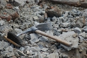 В национальном парке Кейсария обнаружили находку, которой 1800 лет
