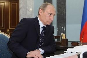 Путин: Война в Сирии демонстрирует мощь российской армии