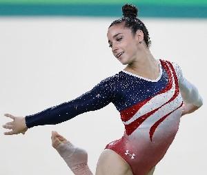Еврейская гимнастка судится с Олимпийским комитетом США