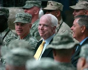 Сенатор Грэм обвиняет политику США в бедах Ближнего Востока