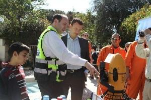 Израильские спасатели устроили мастер-класс в Гватемале
