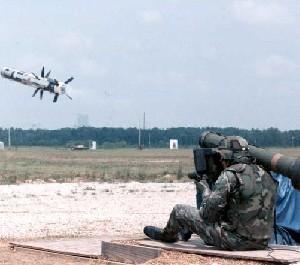 Соединенные Штаты передают Украине противотанковые ракеты Javelin