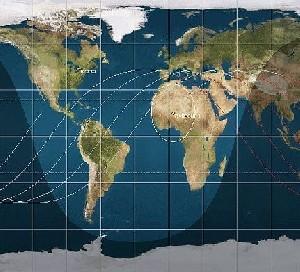 В этом месяце на Землю может рухнуть космическая лаборатория