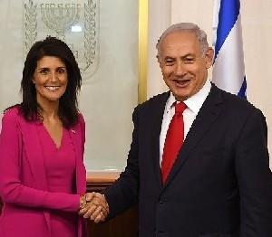 Хейли объяснила, почему США вступились за Израиль в ООН