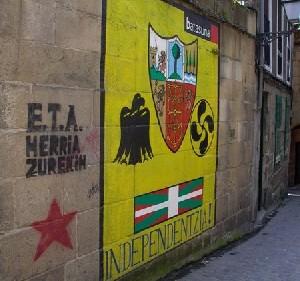 Баски больше не хотят воевать за независимость