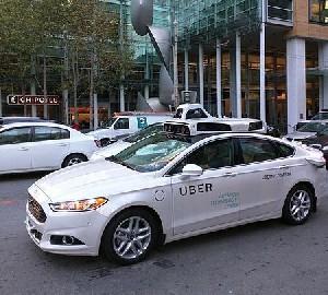 «Uber» меняет правила транспортировки пассажиров