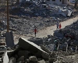 Вооруженные палестинцы незаконно пересекли границу