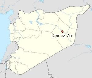 СМИ: американцы атаковали правительственные позиции в Сирии