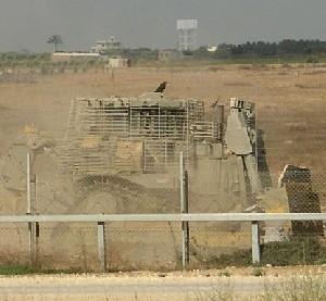 Палестинец убит при попытке повредить пограничное заграждение